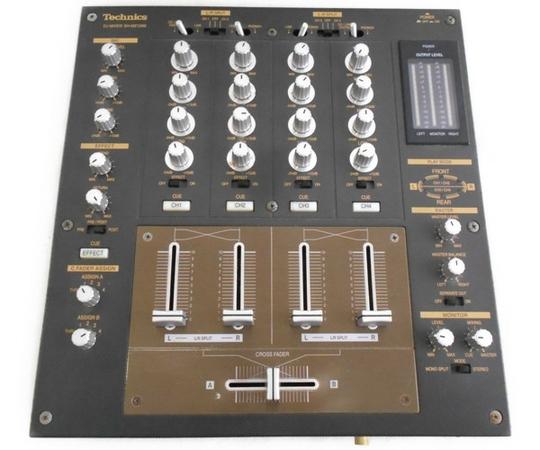 Technics ミキサー SH-MZ1200 DJ機器 オーディオ