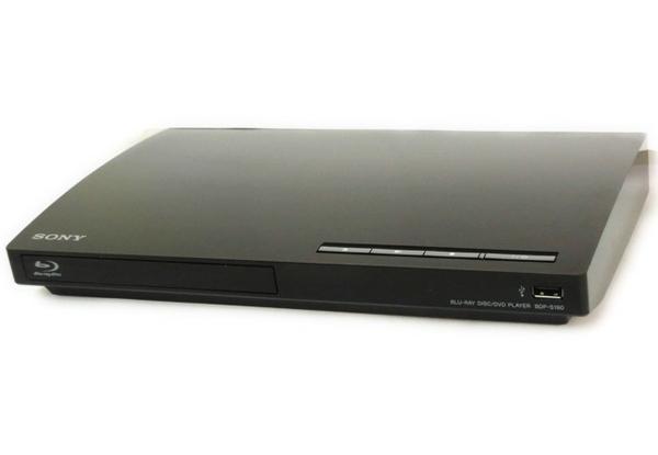 SONY ソニー BDP-S190 ブルーレイディスク/DVDプレーヤー ブラック
