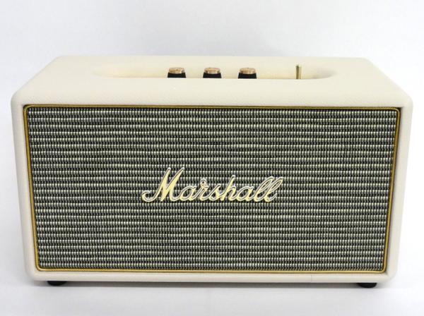 Marshall アンプ型Bluetoothスピーカー STANMORE CREAM