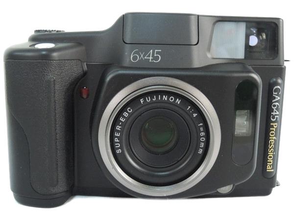 FUJIFILM 富士フィルム GA645 Professional フィルム カメラ