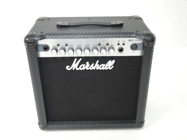MARSHALL マーシャル ギターアンプ MG-15CFX ブラック