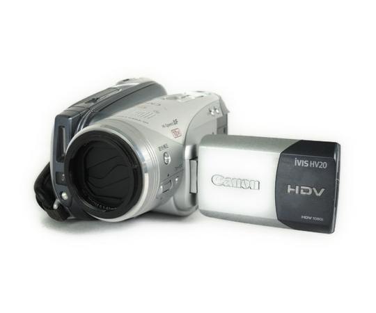 Canon キヤノン iVIS HV20 IVISHV20 ビデオカメラ HD