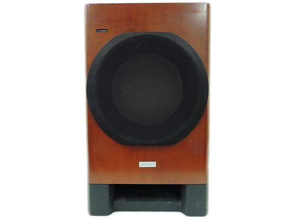 ONKYO オンキョー SL-D500 (D) サブウーファーシステム アンプ内蔵