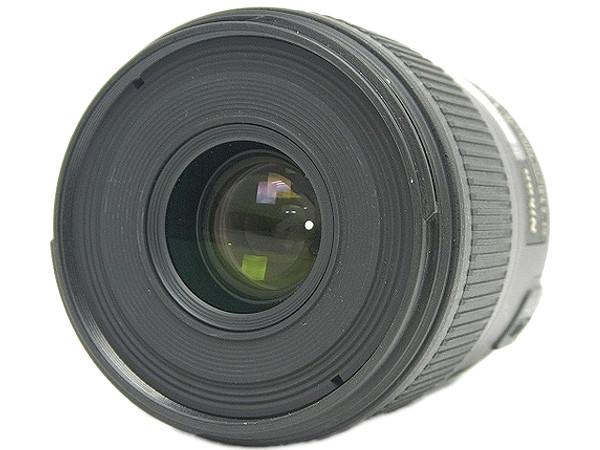Nikon ニコン AF-S Micro NIKKOR 60mm F2.8G ED カメラ レンズ