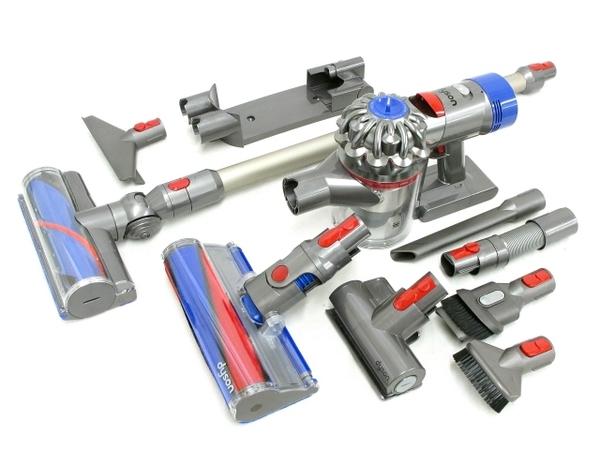 Dyson ダイソン V8 Absolute SV10 ABL 掃除機 スティック型 コードレス