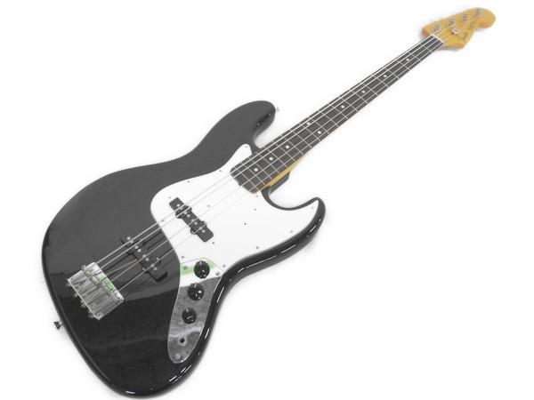 Fender Japan Jazz Bass JB62 Black フェンダー ジャズ ベース ブラック