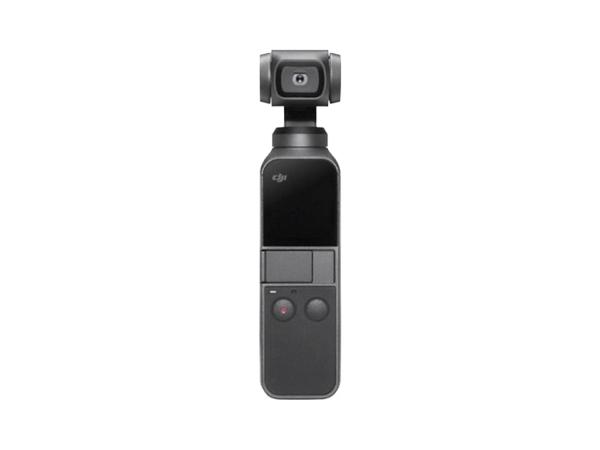 DJI Osmo Pocket ハンドヘルドカメラ ビデオカメラ スタビライザー搭載 ジンバル 4Kカメラ