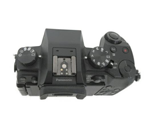 Panasonic パナソニック ミラーレス一眼 LUMIX G7 高倍率ズームレンズキット DMC-G7H カメラ ブラック 4K Wi-Fi