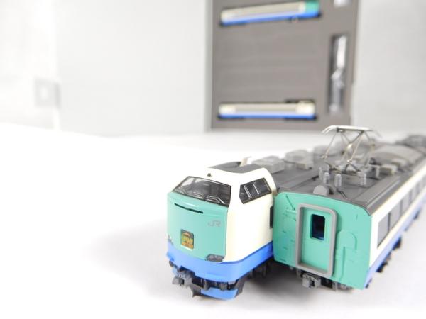 TOMIX 92525 485系3000番台 上沼垂色 4両 基本セット 鉄道模型 Nゲージ