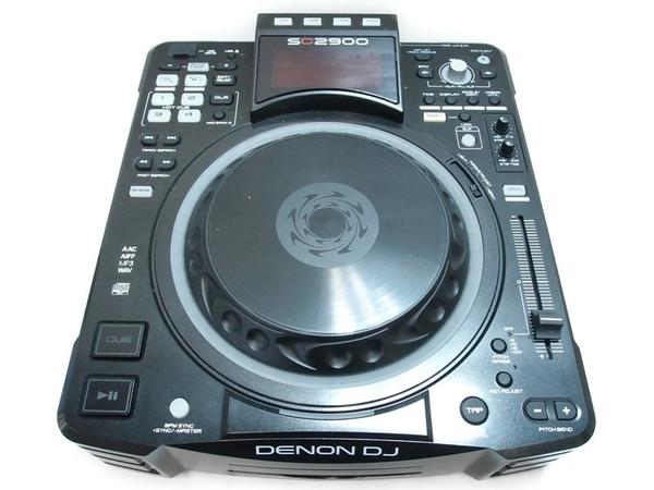 DENON DN-SC2900 CDJ ターンテーブル 音響 機器