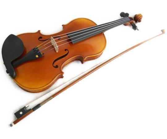 YAMAHA ヤマハ Braviol V10SG バイオリン 弦楽器 ブラビオール ハードケース 弓 付 音楽 楽器