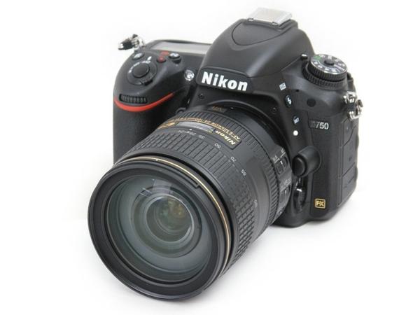NIKON ニコン D750 24-120 VR レンズキット D750 24-120 デジタル 一眼レフ
