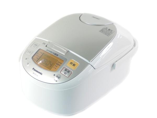 Panasonic パナソニック SR-FD106-W IHジャー 炊飯器