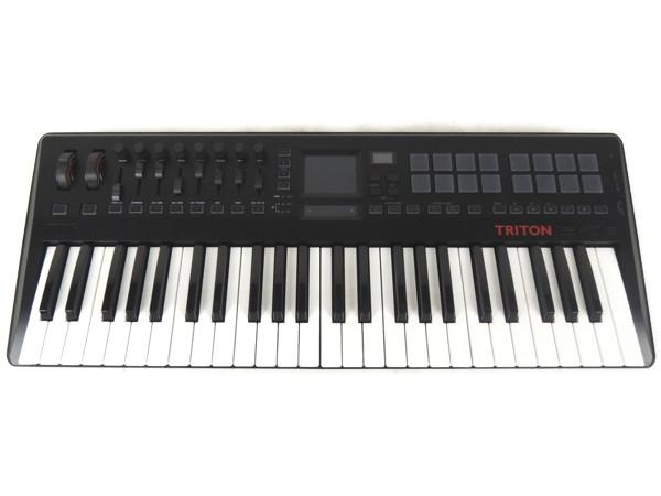 KORG コルグ TRITON taktile-49 49鍵 MIDI キーボード シンセサイザー
