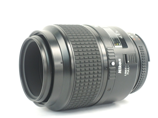 Nikon ニコン AF MICRO NIKKOR 105mm F2.8 D カメラレンズ 望遠 マイクロ
