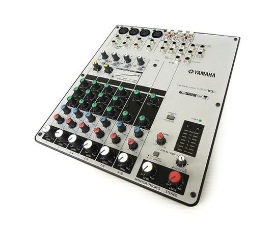 YAMAHA ヤマハ MW10C USB ミキシングスタジオ オーディオインターフェース MIDI