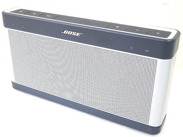 BOSE ボーズ SOUNDLINK bluetooth speakerIII SLink BT III ブルートゥーススピーカー