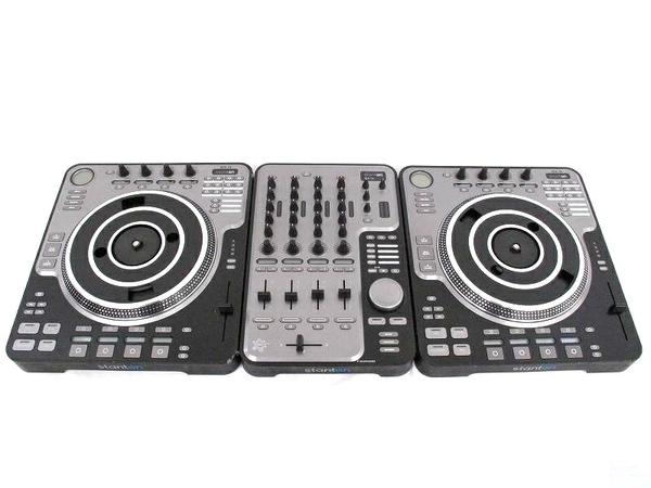 Stanton SCS.1m SCS.1d スタントン DJ ミキサー セット PCDJ DJ機器