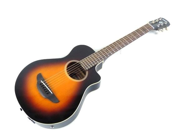 YAMAHA ヤマハ APXT2 OVS トラベラー エレクトリック アコースティック ギター エレアコ オールドバイオリンサンバースト