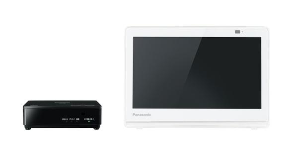 Panasonic パナソニック UN-10CE8-W ポータブル 液晶 テレビ VIERA プライベート・ビエラ 10V型