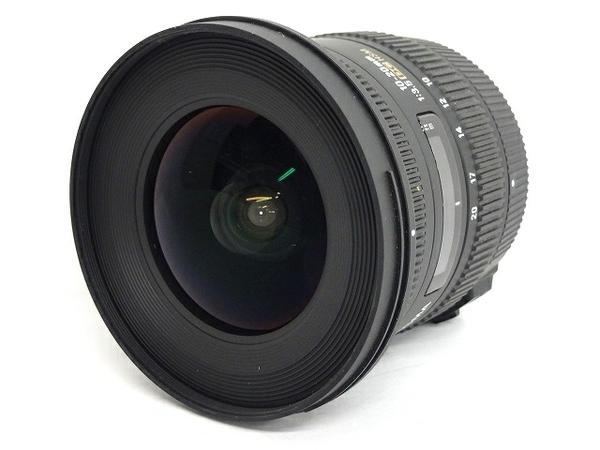 SIGMA シグマ 10-20mm F3.5 EX DC HSM Nikon ニコン用 APS-C専用 カメラ レンズ ズーム 超広角