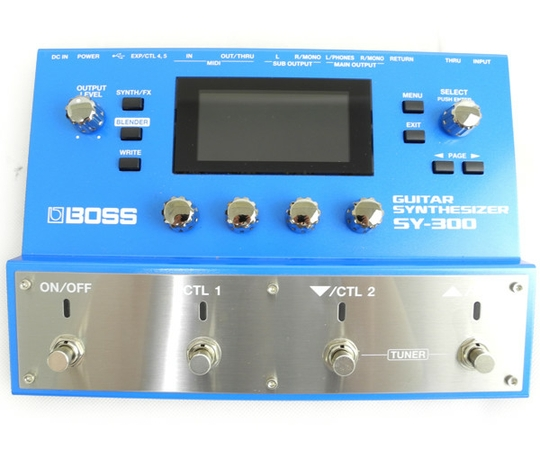 BOSS SY-300 ギターシンセサイザー