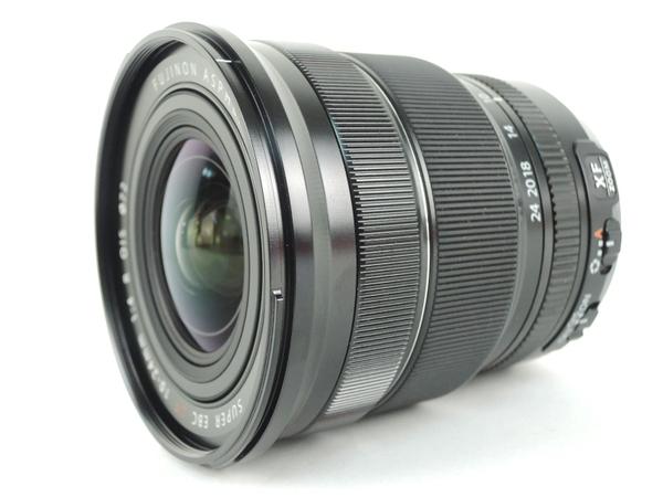 FUJI FILM 富士フィルム フジノンレンズ XF10-24mm F4 R OIS カメラレンズ 標準ズーム