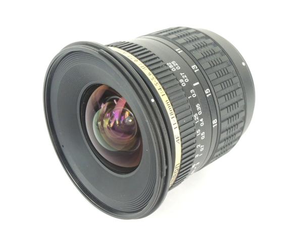 TAMRON AF 11-18mm 1:4.5-5.6 ASPHERICAL LD IF Di II SP A13 一眼 カメラ レンズ