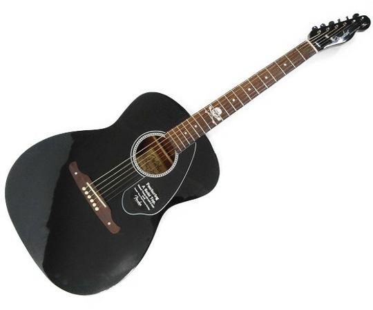 Fender フェンダー Avril Lavigne Newporter アヴリル ラヴィーン ニューポーター エレアコ ギター 弦楽器 音楽