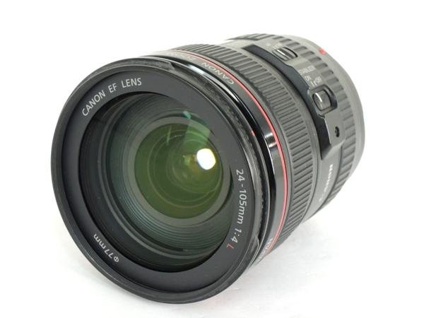Canon キヤノン EF 24-105mm F 4L IS USM US カメラレンズ ズーム 標準