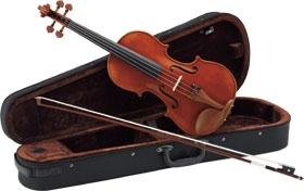 カルロ・ジョルダーノ ヴァイオリン VS-2E 4/4サイズ 弓・肩当て付き バイオリン