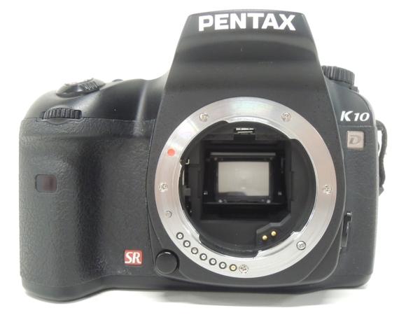 RICOH リコーイメージング PENTAX K10D カメラ デジタル一眼レフ ボディ