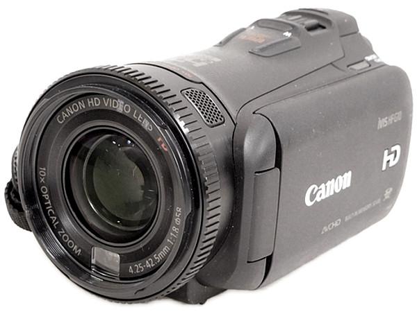 Canon キヤノン iVIS HF G10 IVISHFG10 ビデオカメラ HD ブラック