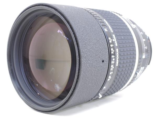 Nikon ニコン Ai AF DC-Nikkor 135mm F2D カメラレンズ 中望遠