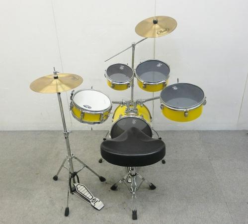 Pearl RT-545N リズムトラベラー キッズ用ドラムセット