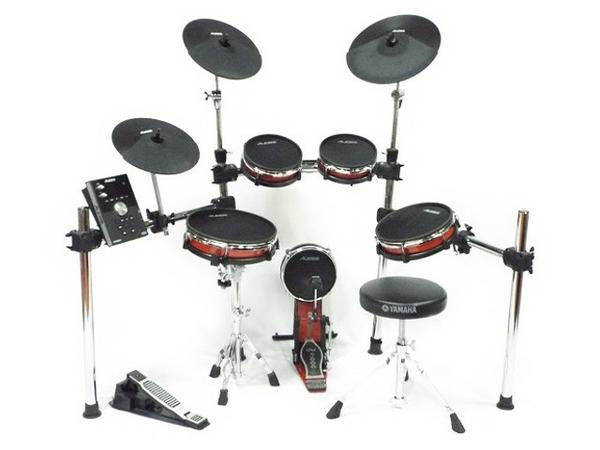 ALESIS 電子ドラム CRIMSON MESH KIT 打楽器
