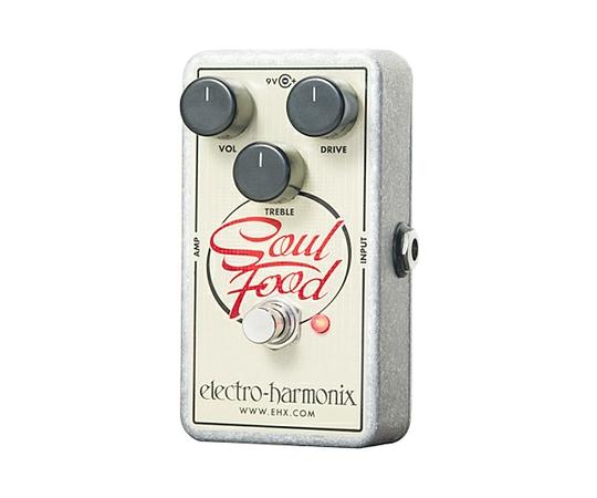 ELECTRO HARMONIX エレクトロハーモニックス SOUL FOOD ギター エフェクター ディストーション ファズ オーバードライブ