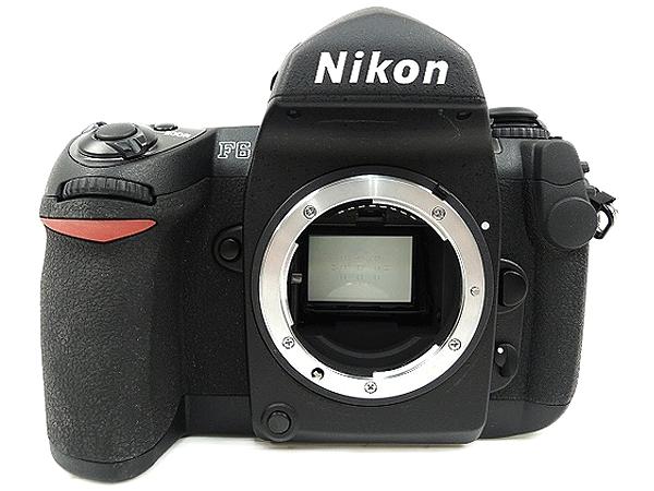 Nikon ニコン F6 フィルム一眼レフカメラ ボディ