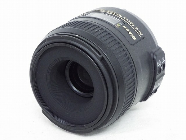 Nikon ニコン 交換レンズ AF-S DX Micro NIKKOR 40mm f/2.8G DX専用 カメラ レンズ 単焦点 マクロ