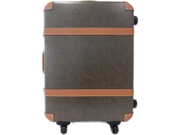 PROTECA プロテカ GENIO TL 0207204 グリーン 95L スーツケース