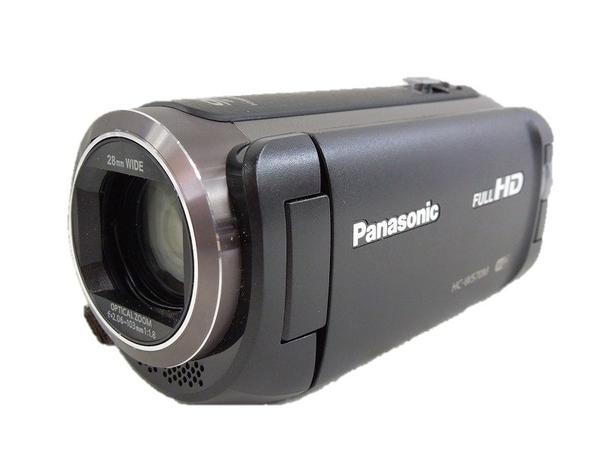 Panasonic パナソニック ビデオカメラ HC-W570M デジタルハイビジョン ブラック