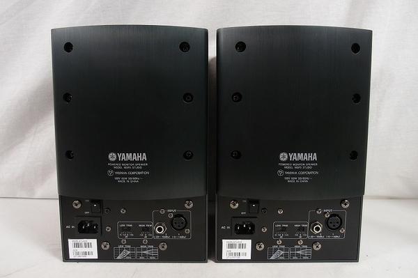 YAMAHA ヤマハ スピーカー MSP5 STUDIO スタジオ モニター ペア