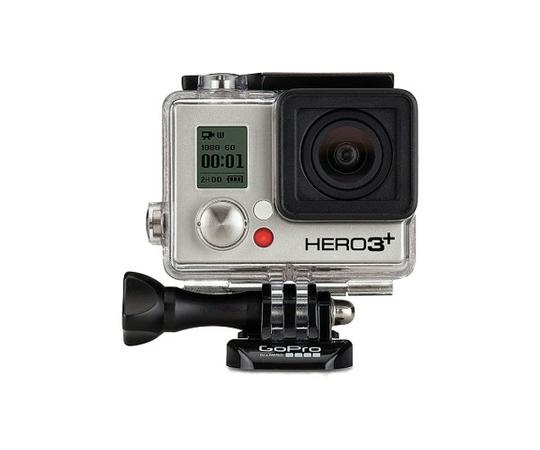 GoPro ゴープロ アクションカメラ HERO 3+ ブラックエディション アドベンチャー CHDHX-302-JP