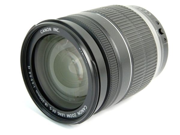 Canon キャノン EF-S 18-200 mm F 3.5-5.6 IS EF-S18-200IS カメラ レンズ