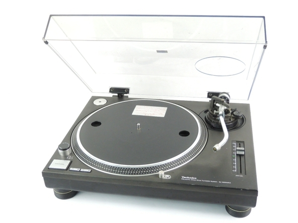 Technics テクニクス SL-1200MK3-K ターンテーブル DJ機器 ブラック