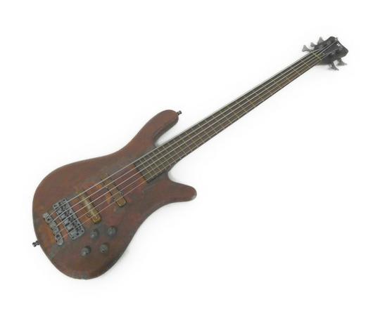 warwick streamer lx 5 Special Edition rusty 5弦 エレキ ベース