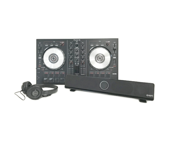 Pioneer パイオニア DJ スタートセット DDJ-SB2 DJコントローラー 楽器 DJ機器 入門セット 初心者向け
