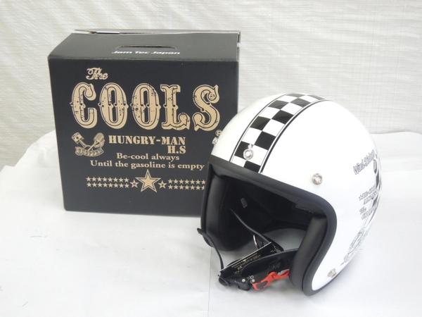 72JAM ジャムテックジャパン HMW-06L COOLS WIND DIALOGER XLサイズ ホワイトベース グロス仕上げ ジェットヘルメット