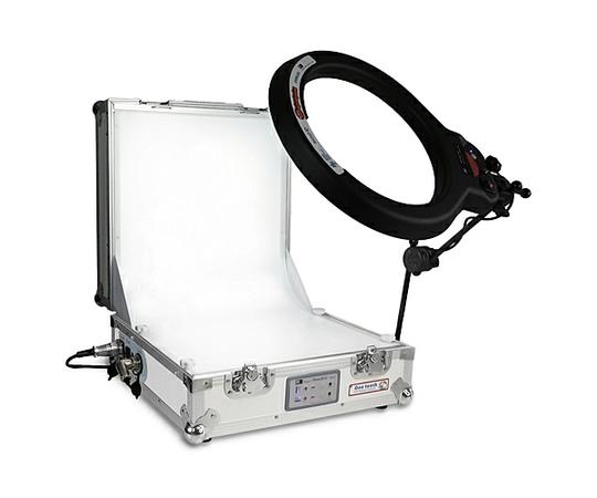 DIG PRO iPhotoBox LED ライティング 撮影セット カメラ