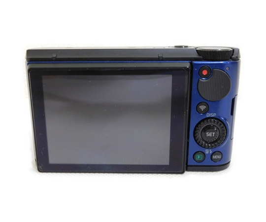 CASIO カシオ エクシリム EX-ZR1600 デジタルカメラ ブルー Wi-Fi対応